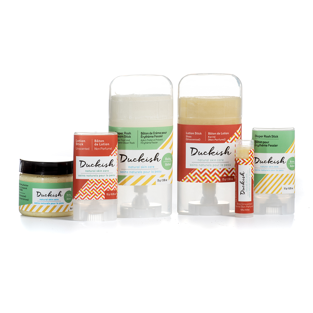 New Mom and Baby Gift Set | Duckish Natural Skin Care