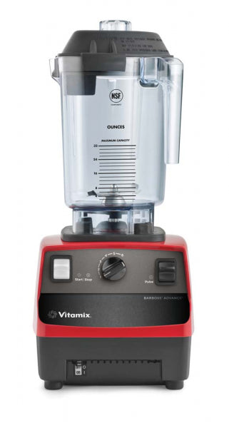 Blender – Vitamix BarBoss® Advance Röd