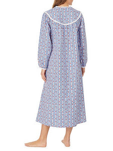 Lanz of Salzburg Tyrolean Flannel Nightgown - CdFAurora