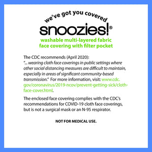 Snoozie's Face Masks - CdFAurora