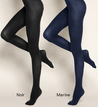 Load image into Gallery viewer, Bleuforêt Women's Opaque 80 DEN Tights - CdFAurora
