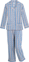 Load image into Gallery viewer, Lanz of Salzburg Tyrolean Flannel PJ Set - CdFAurora