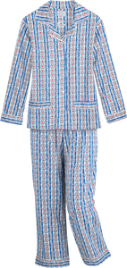 Lanz of Salzburg Tyrolean Flannel PJ Set - CdFAurora