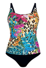 Load image into Gallery viewer, Anita Swim Wild Paradise Moulded Tankini - CdFAurora