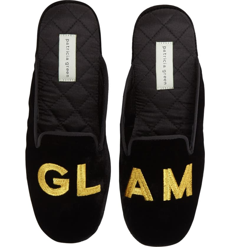 Patricia Green Glam Slippers