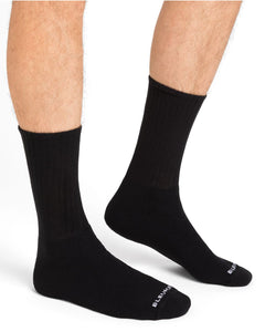 Bleuforêt Men's Non-Binding Sports Socks (PACK OF 2) - CdFAurora