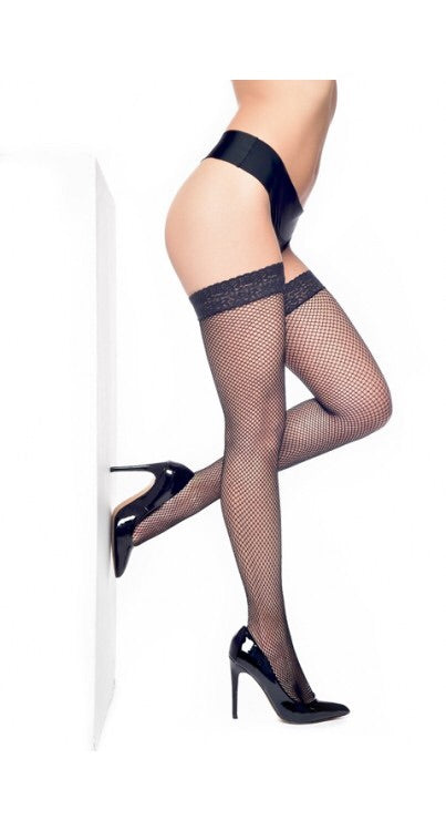 Pamela Mann Fishnet Stockings O/S - CdFAurora