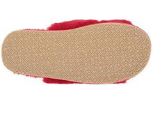 Load image into Gallery viewer, Patricia Green Mt. Hood Red Shearling Slipper - CdFAurora