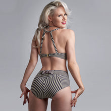 Load image into Gallery viewer, Marlies Dekkers Swim Holi Vintage High Waisted Brief - CdFAurora