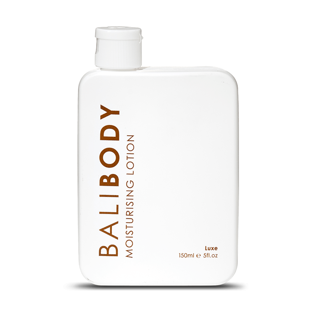 Moisturising body lotion