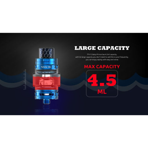 TFV12 Prince Big Baby EU Bulb Glass