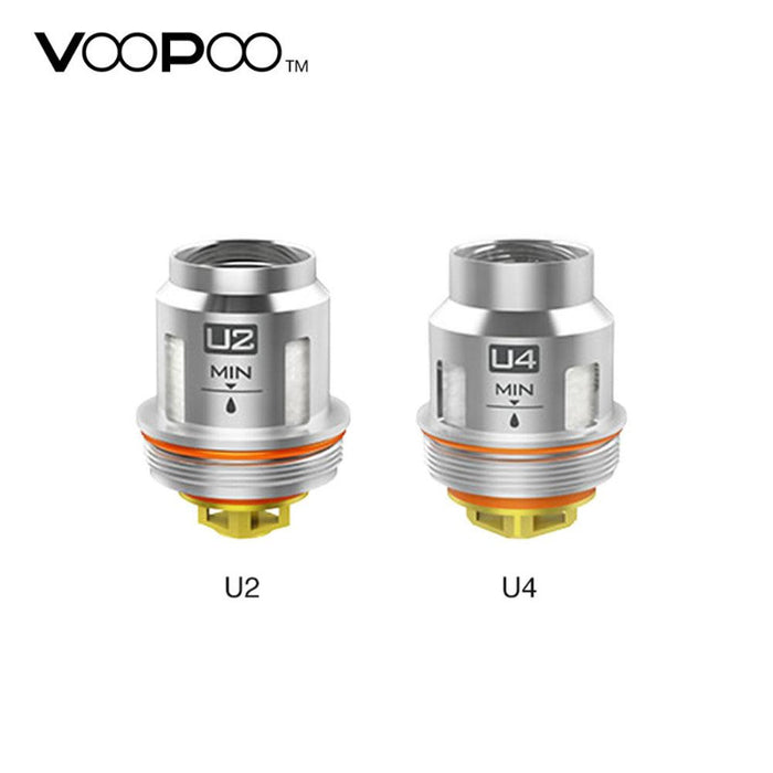 Uforce-U2 Coils - 5 Pack