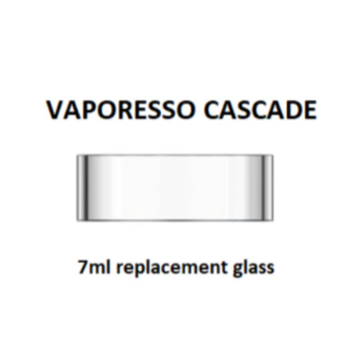 Cascade Tank 7ml Glass
