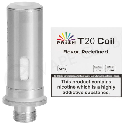 T20 Coils - 5 Pack