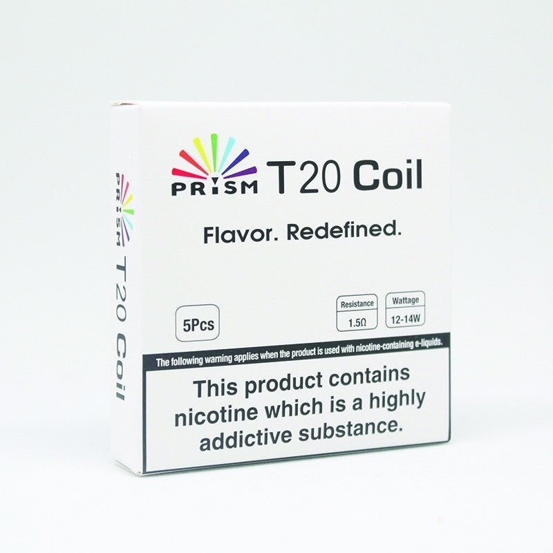 T20S Coils - 5 Pack