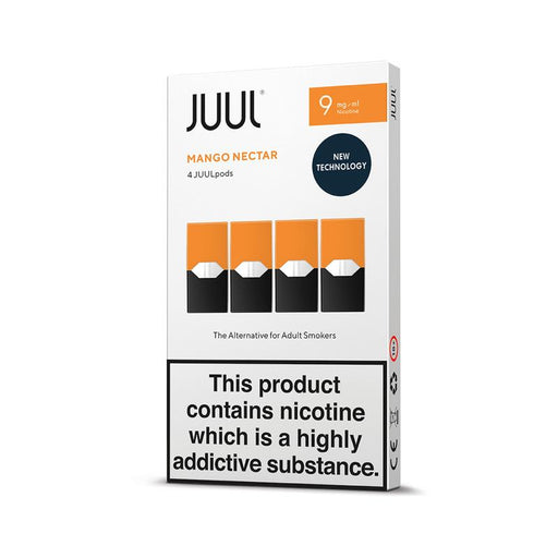 JUUL MANGO NECTAR PODS (PACK OF 4)