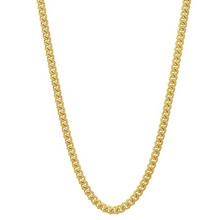 Load image into Gallery viewer, Cuban Chain 14K Gold