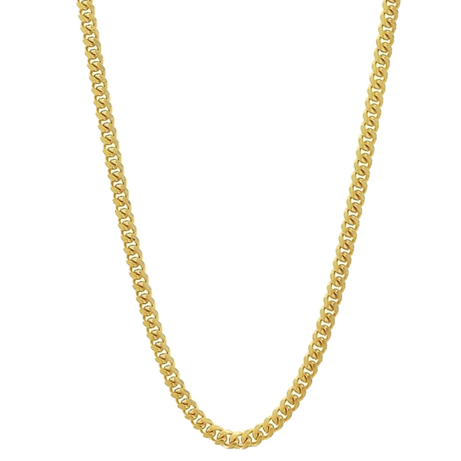 Cuban Chain 14K Gold