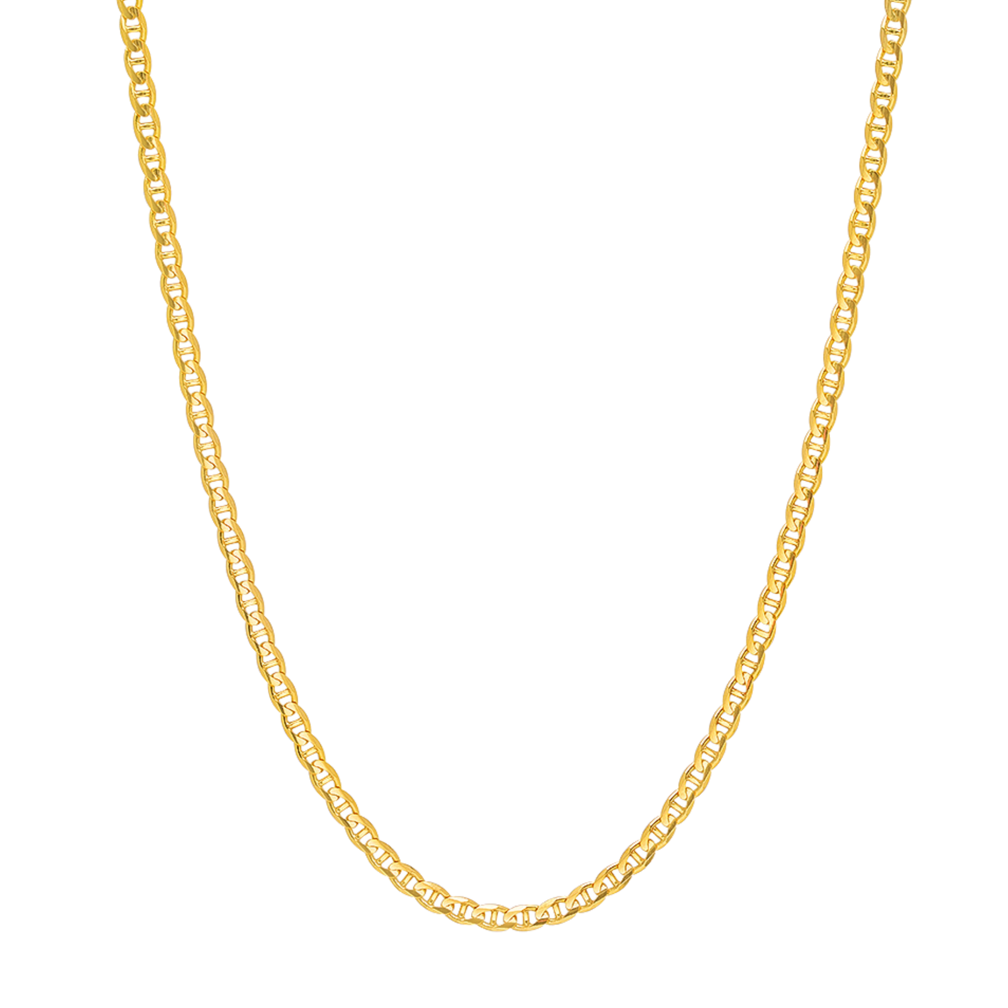 Mariner Chain 14k Gold
