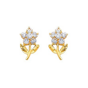 14k gold earrings for women