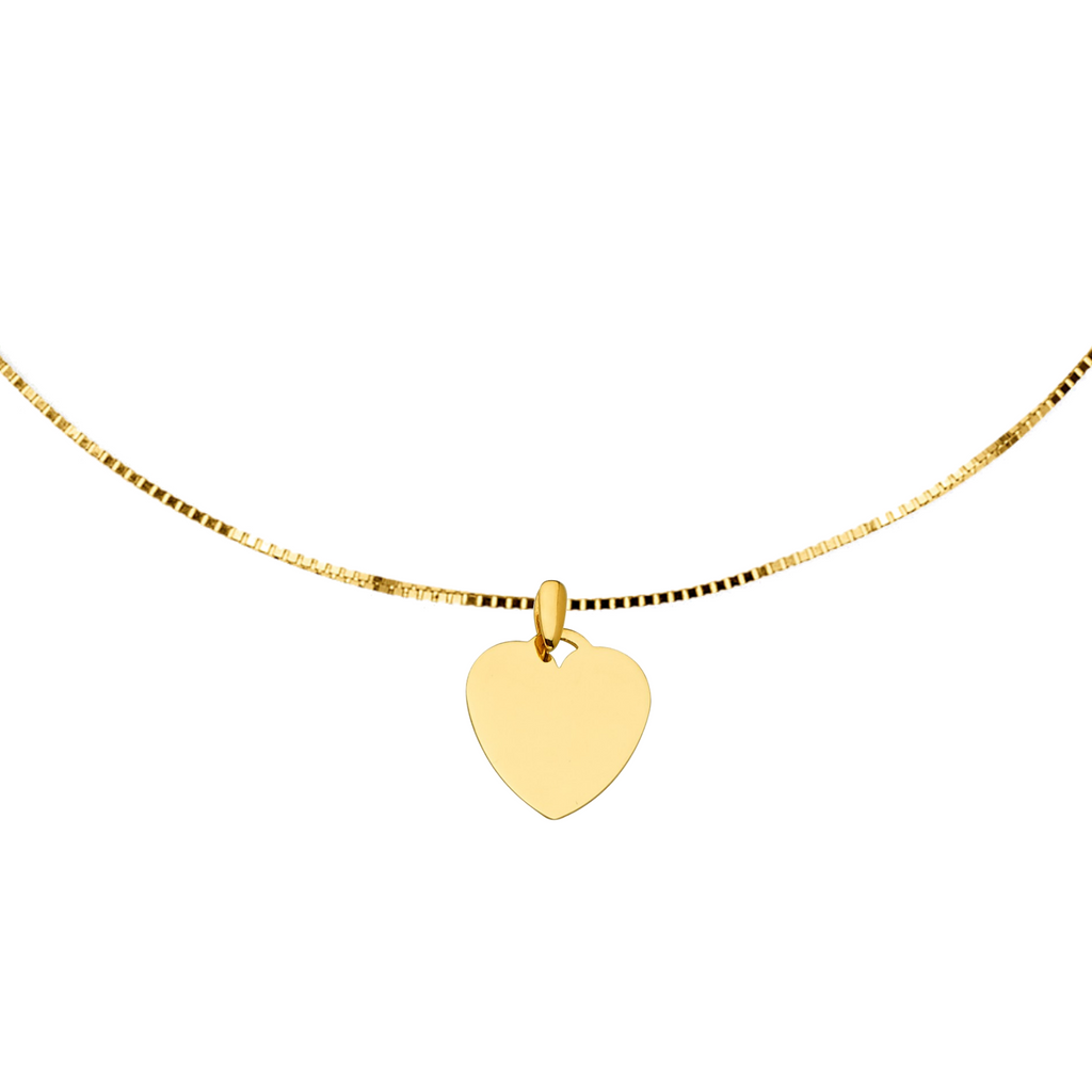 gold choker chain necklace