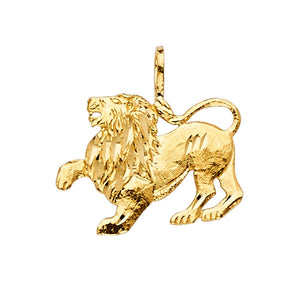 14K Real Gold Pendant
