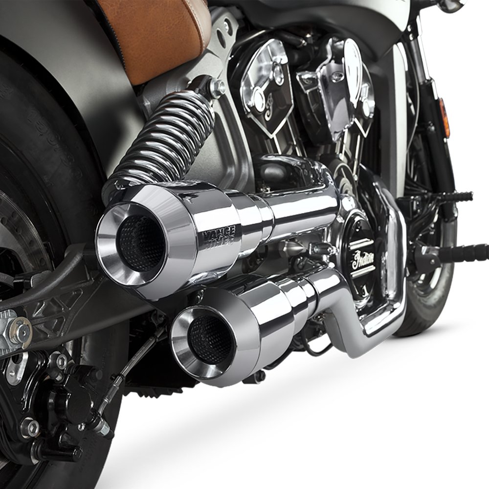 Hi-Output Grenades For Indian Scout
