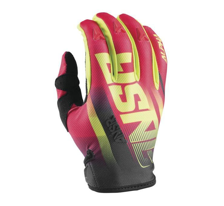A16.5 Alpha Air LE Glove Offroad Glove Answer SM RED