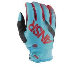 A17 Syncron Glove Offroad Glove Answer SM BLUE