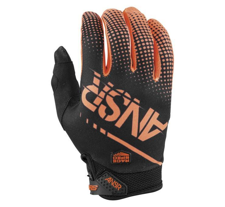 A17.5 Syncron Glove Offroad Glove Answer XS ORANGE