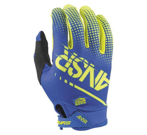 A17.5 Syncron Glove Offroad Glove Answer XS YELLOW