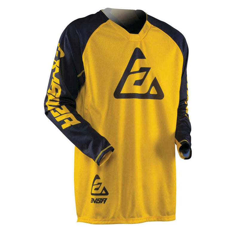 A18 Elite Jersey Offroad Jersey Answer MD YELLOW MENS