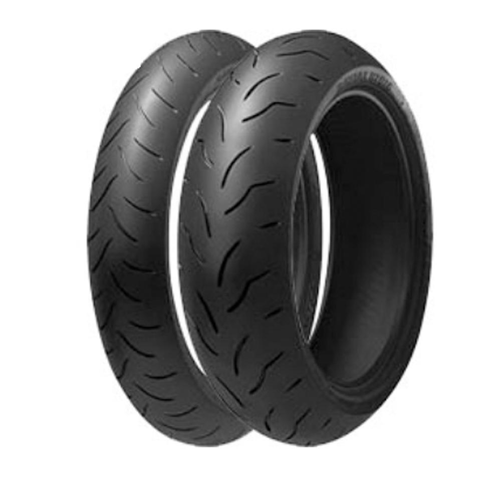BT106 Tires Street Tire Bridgestone 190/50ZR17 STREET