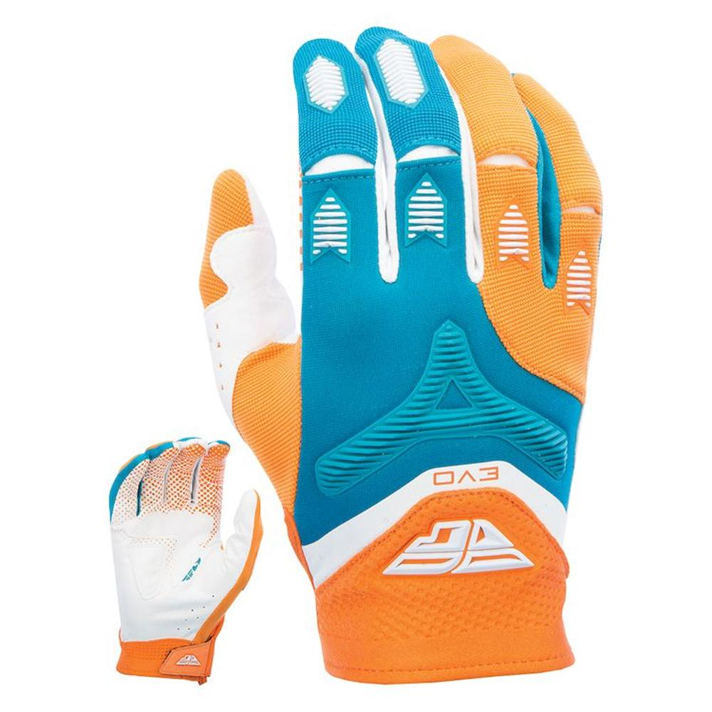 Evolution 2.0 Glove Offroad Glove Fly Racing XS ORANGE