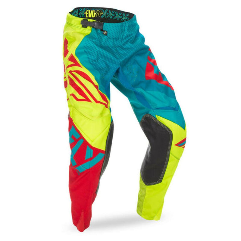 Evolution 2.0 Pants Offroad Pant Fly Racing 28 TEAL