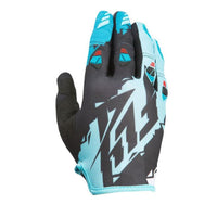 Kinetic Glove Offroad Glove Fly Racing 7 BLUE ADULT