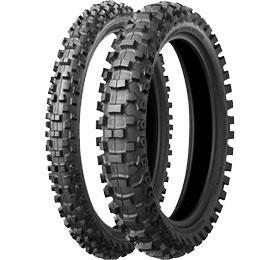 M203/M204 Soft-Intermediate Tire Dirt Tire Bridgestone 60/100-14