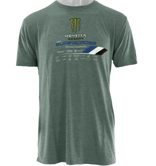 Supercross Season T-shirt