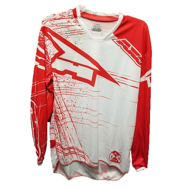 MX Store Jersey Offroad Jersey Axo MD RED Adult