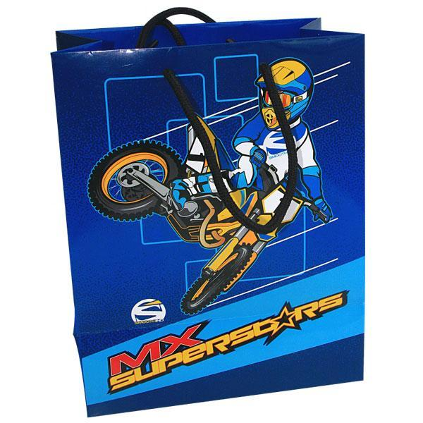 MX Superstars Gift Bag Lifestyle, Gifts, Media Smooth Industries Blue OS