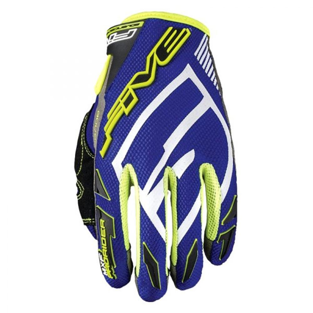 MXF ProRider Glove Offroad Glove Five5 SM BLUE ADULT