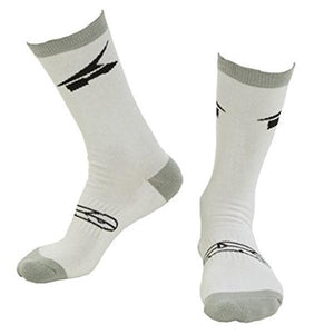 Next Crew Sock Sock Axo MD White