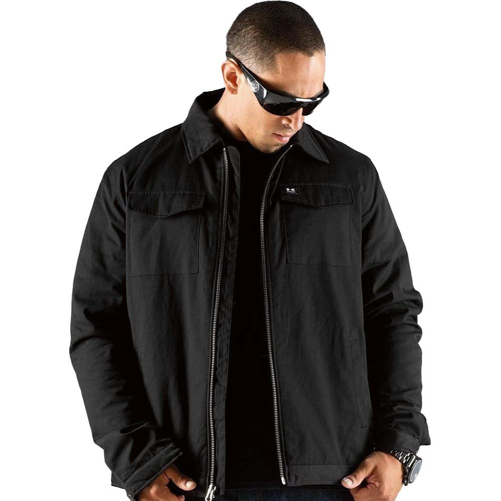 Nova Jacket Casual Jacket Kawasaki SM Black