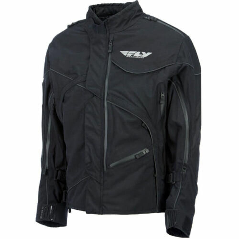 Patrol XC Jacket Street Jacket Fly Racing SM BLACK