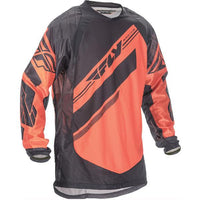 Patrol XC Jersey Offroad Jersey Fly Racing LG ORANGE Adult