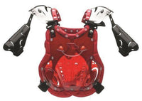 Proguard Chest Protector Protective Gear Vega Adult RED