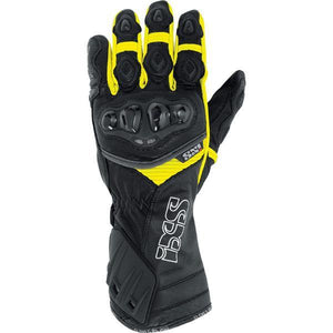 RS-200 X Leather Glove Street Glove iXS SM YELLOW Leather