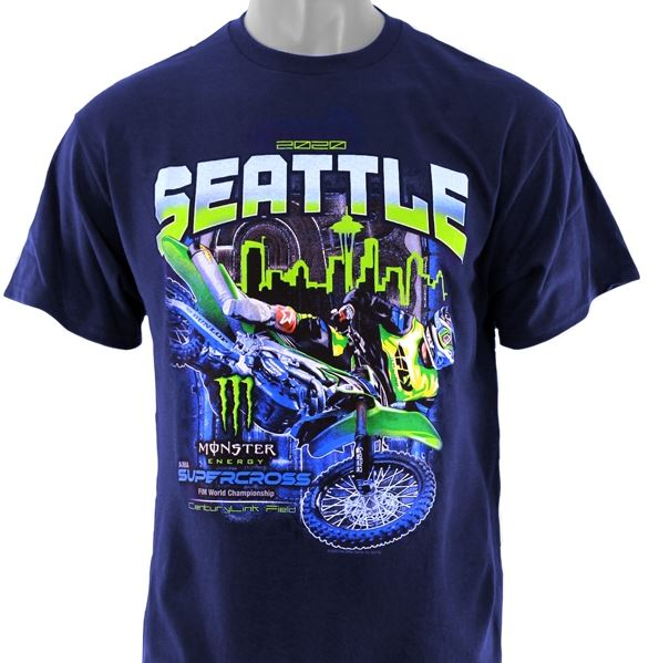 Seattle Supercross T-Shirt