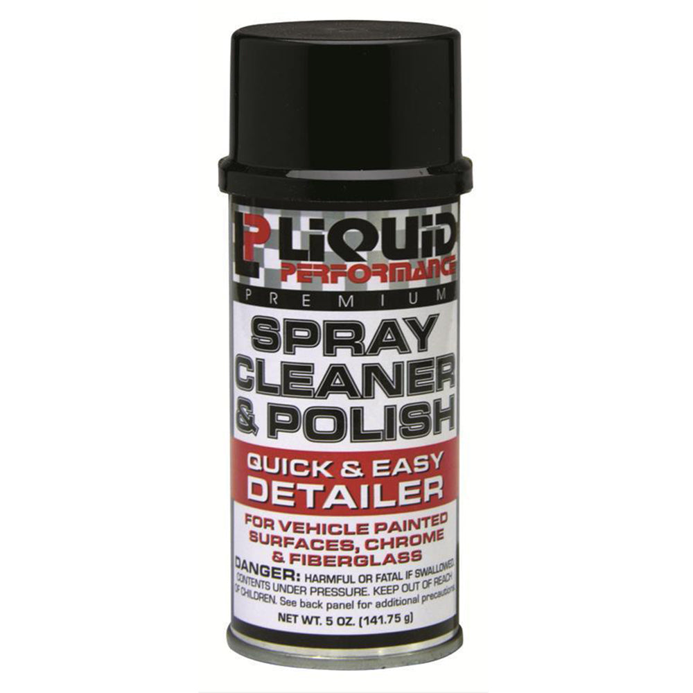 Spray Cleaner & Polish 5oz Chemical Liquid Perfromance
