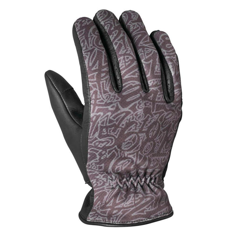 Springfield Numbers Glove Street Glove Roland Sands Design SM BLACK MENS